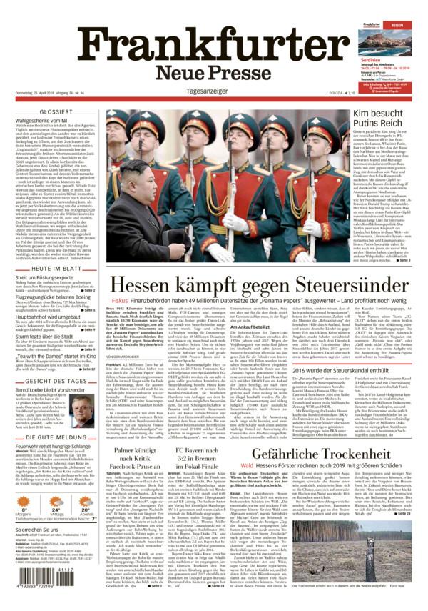 Frankfurter Neue Presse
